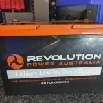 Revolution Power Solutions | Lithium Battery Systems